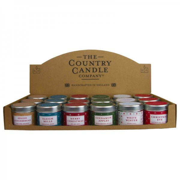 Country Candle Noel Variety Pack - 18pc