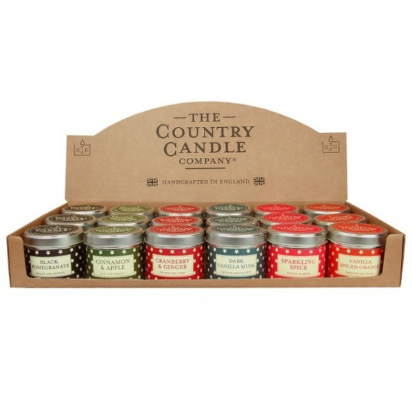 Country Candle Variety Pack - 18