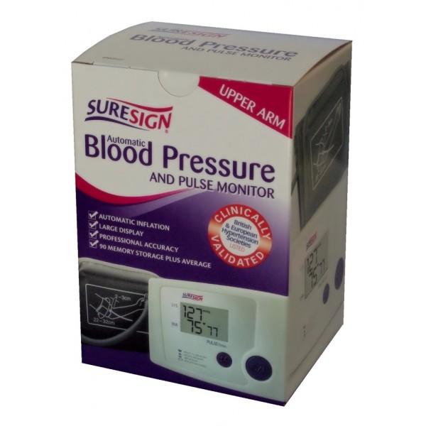 Suresign Blood Pressure Monitor