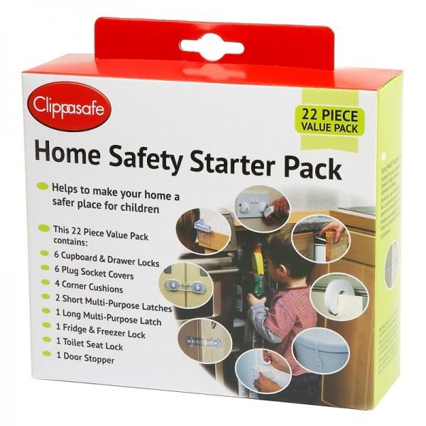 Home Safety Starter Pack - 24pcs