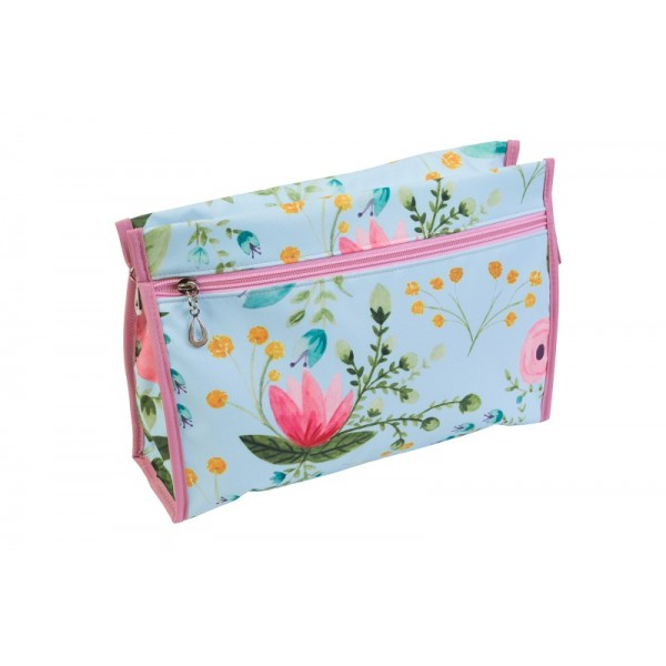 Floral Frenzy Toiletry Bag