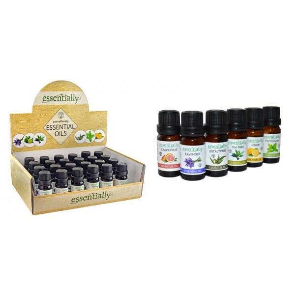 Essential Oils Cdu Asst - 24