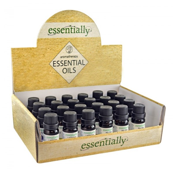 Essential Oils Cdu Lavender And Tea Tree - 24