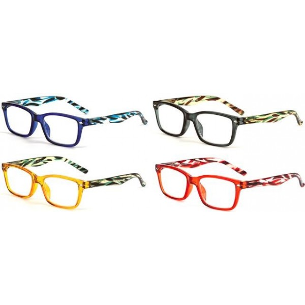 Eleglance Cameo Reading Glasses +2.50