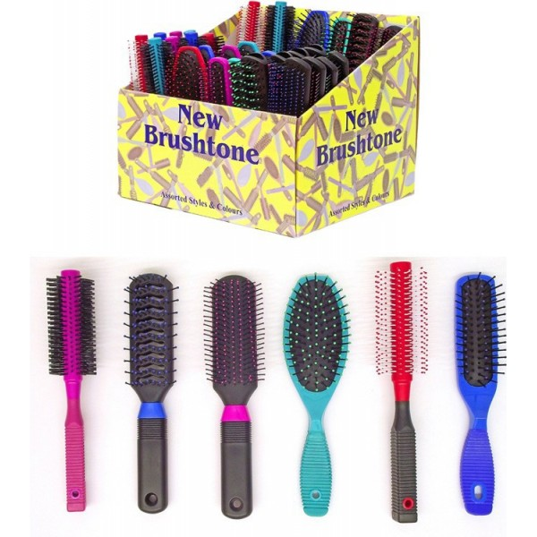 Coloured Brushtone Hairbrushes