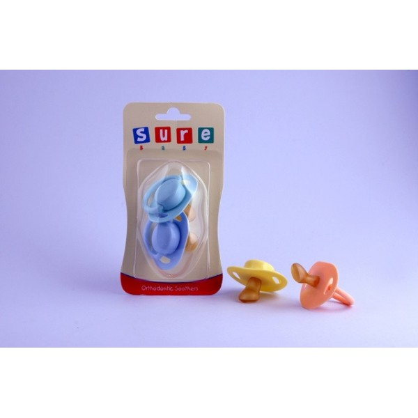 Soothers Orthodontic 2 Pack